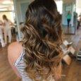 Golden Brown Hair Color