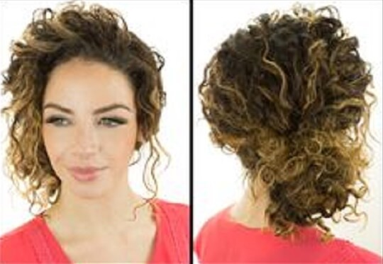 Smart Tips How To Style Naturally Curly Hair Hairstyle