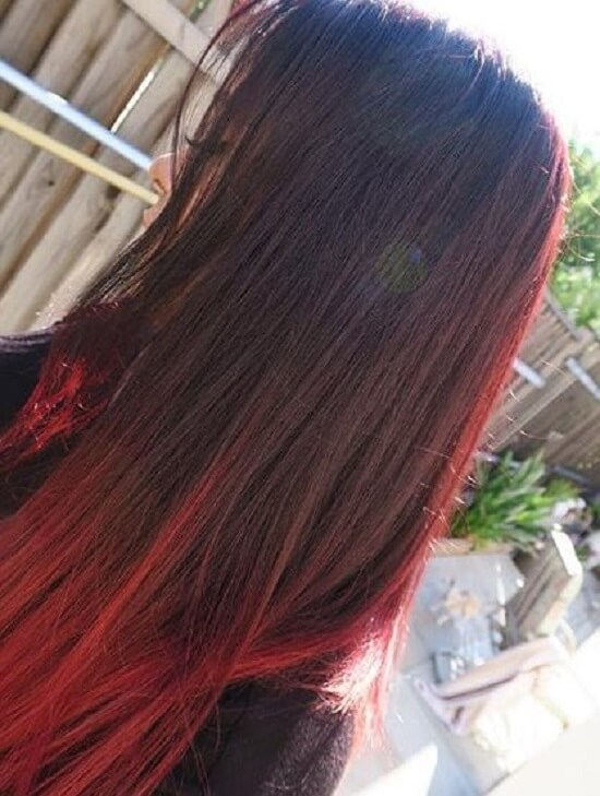 hair colors for fall