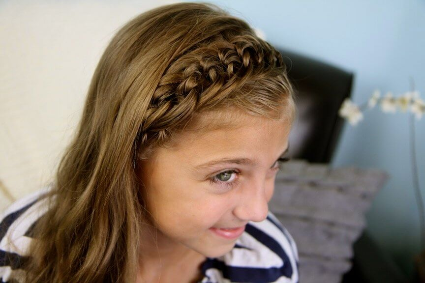 easy and cute hairstyles for school