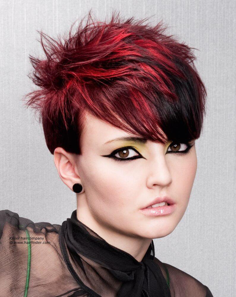Hair Color Ideas For Short