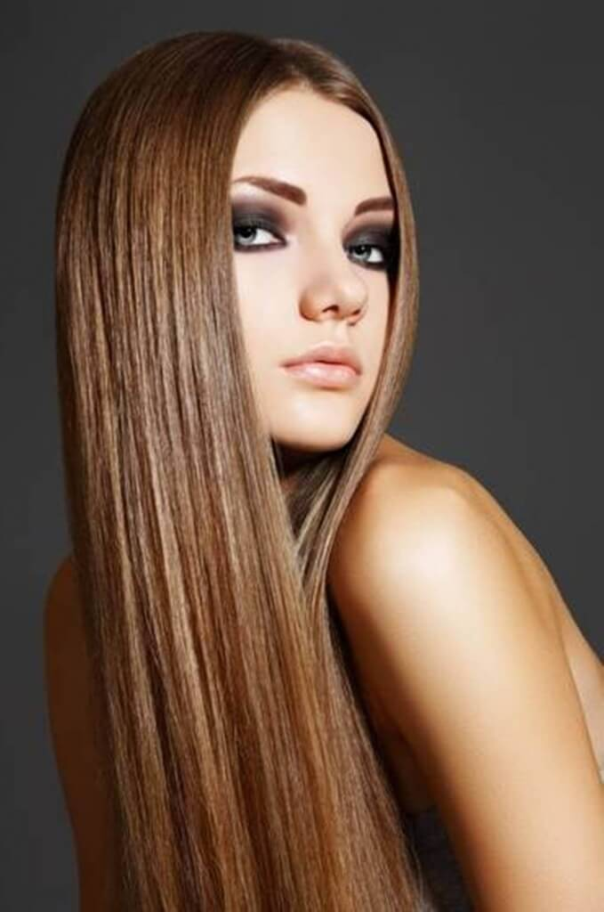 haircolor for long hair