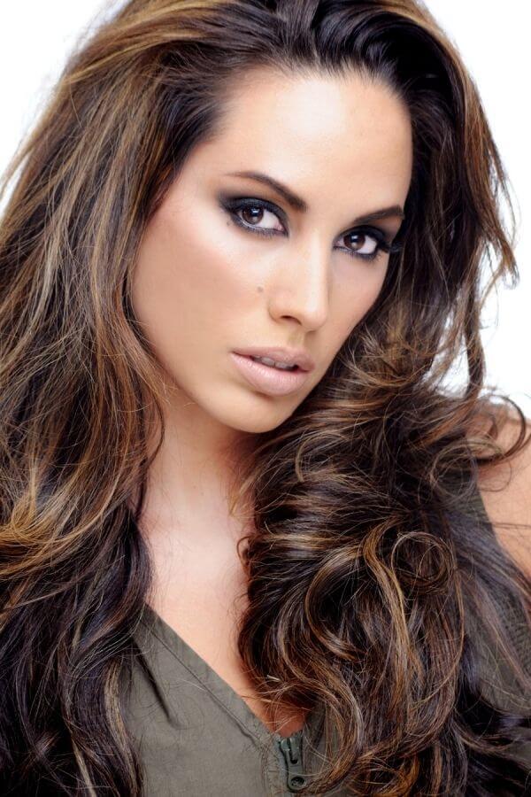 best hair color for dark brown eyes