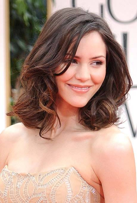 hairstyles for shoulder length