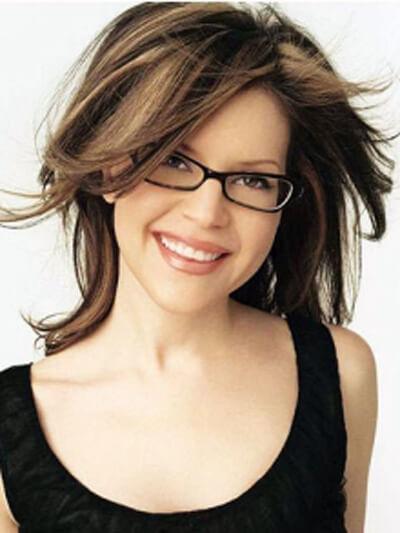 Fabulous Hairstyle With Glasses Short Hairstyles Gunalazisus