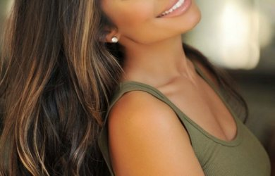 exotic ombre hair color ideas