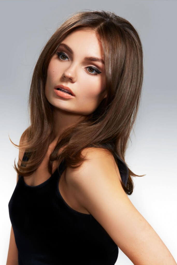 hairstyles shoulder length