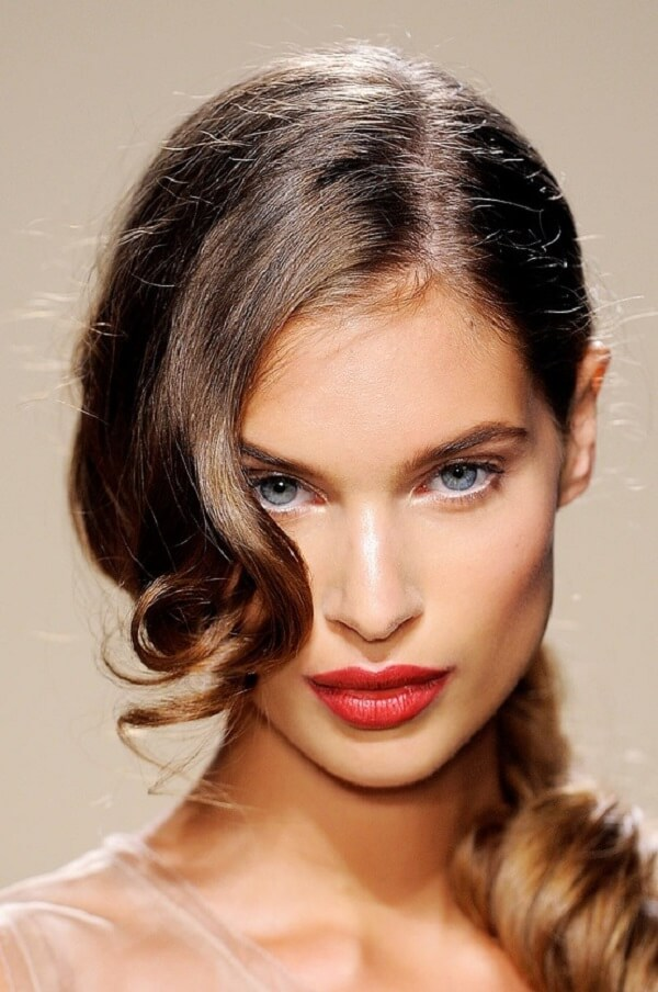 hairstyles for occasions long hair