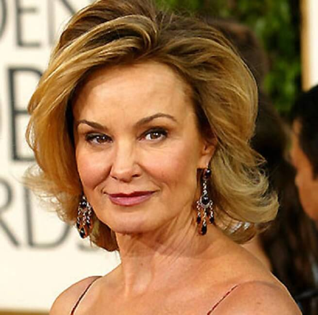 hairstyles for women over 60 with thick hair
