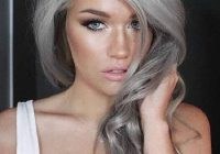 Best Hair Color for Gray Hair