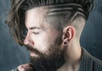 High volume haircuts for Men with Thick Hair