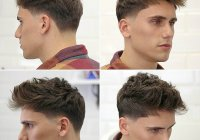 Medium Length Haircut for Men
