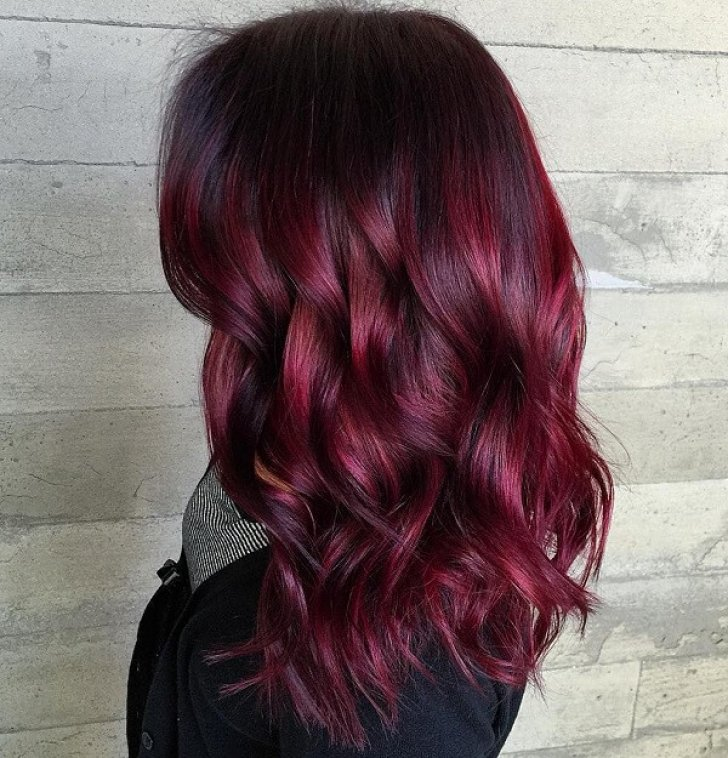 Permalink to Elegant Type of Bright Hair Color Ideas