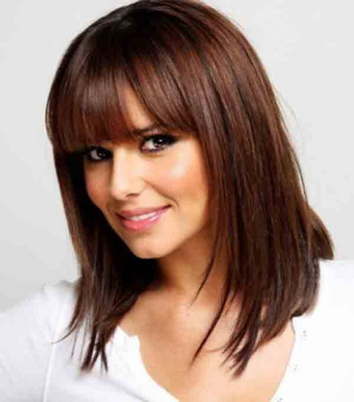 Medium Length Hairstyles For Fine Straight Hair Archives Hairstyle Magazine