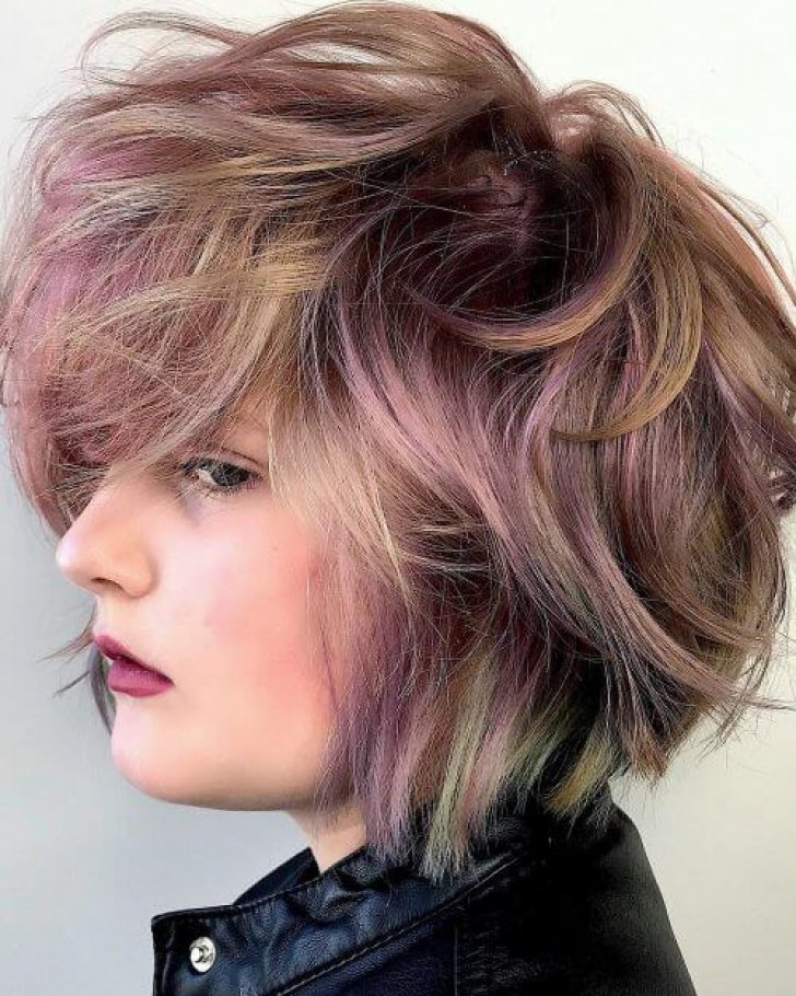 Permalink to Ideas of the Short Hairstyles for Women with Thick Hair