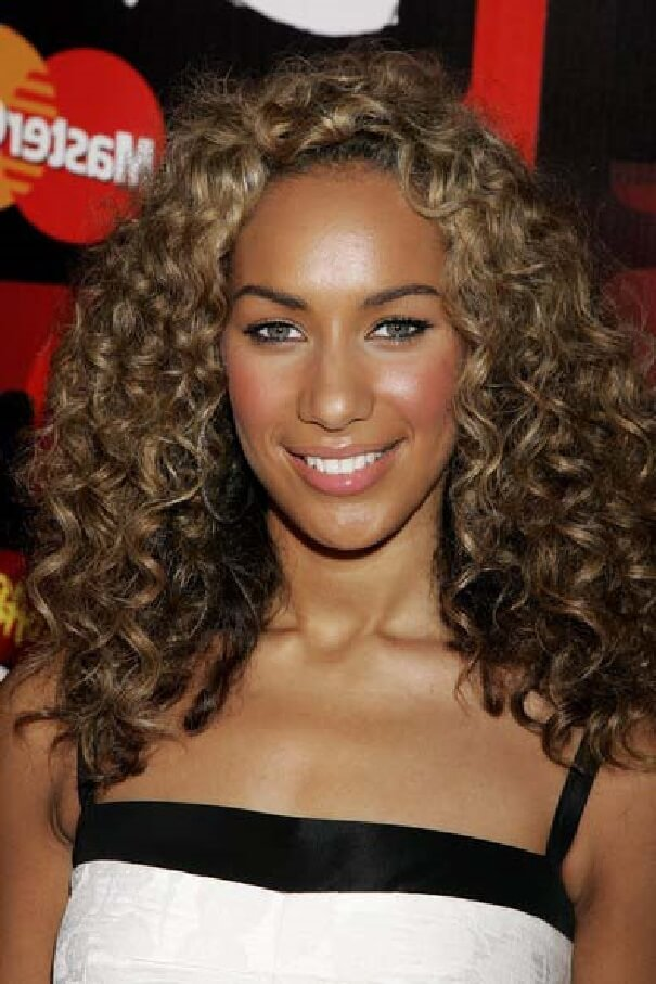 natural curly hair color ideas