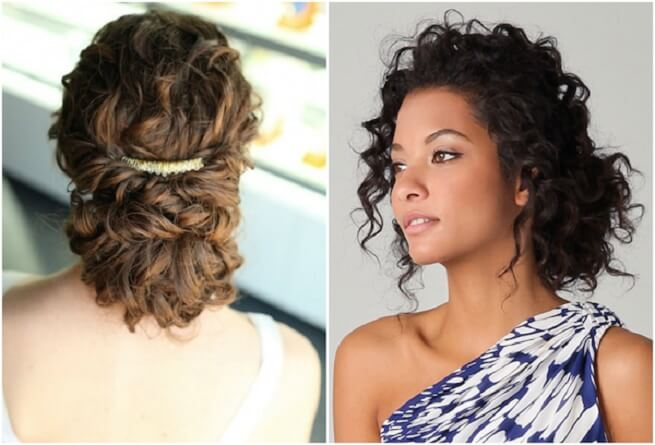 How To Style Naturally Curly Hair Smart Tips How To Style Naturally Curly Hair  Hairstyle Magazine