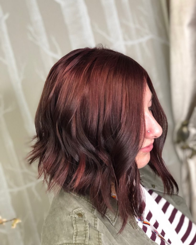 short hairstyles for thick fine hair