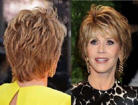 Peachy Hairstyles For Women Over 50 With Fine Hair Hairstyles For Women Draintrainus