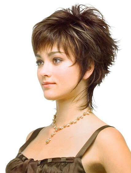 short hairstyles with fine hair
