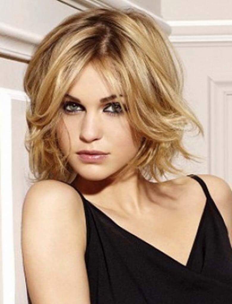 Marvelous Medium Haircuts For Thin Hair Best Layered Haircuts Amp Trends Ideas Short Hairstyles Gunalazisus
