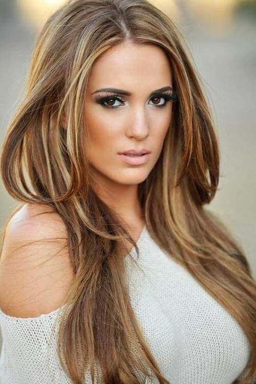 two tone blonde hair color ideas